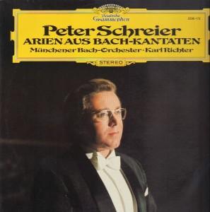 peter-schreier--muenchener-bach-orchester--karl_arien-aus-bach-kantaten portrait peter schreier mort decembre 2019 classiquenews_1