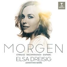 DREISIG elsa cd morgen strauss critique cd classiquenews