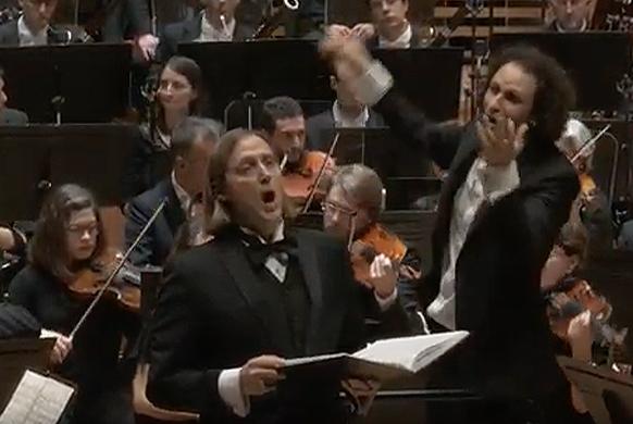 ONL LILLE : Alexandre BLOCH joue la 8è de Mahler