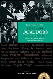 MOLKOU livre quatuor a cordes critique annonce livre critique classiquenews buchet chastel