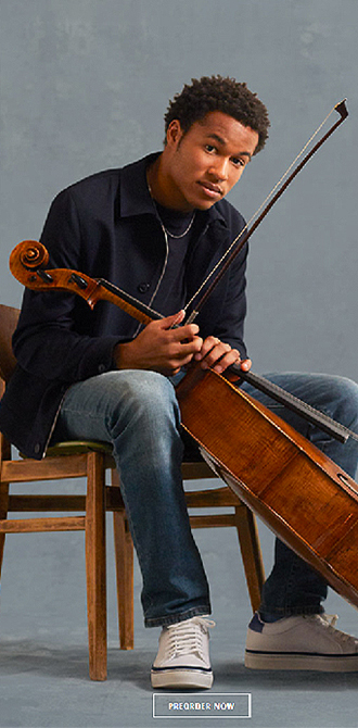 SHEKU, le violoncelle sensible