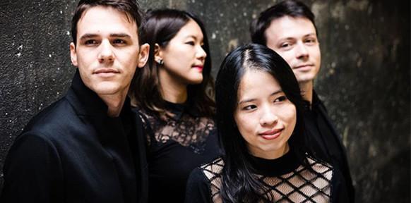 SCEAUX : La Schubertiade affiche le Quatuor Hermès