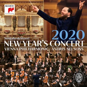 ANDRIS NELSONS vienna philharmonic neujahrskonzert new year concert 2020 cd reviex dvd blu ray classiquenews