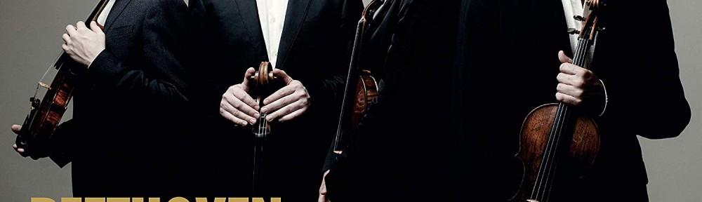 BELCEA strings quartet complete string quartets beethoven cd review critique classiquenews