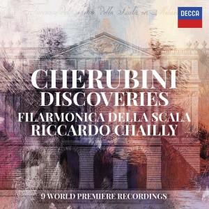CHERUBINI discoveries chailly DECCA cd review cd critique classiquenews critique cd concert cherubini 28948315925