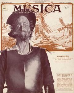 Chaliapine dans Don Quichotte 02