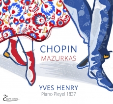 HENRY YVES MAZURKAS 1825 1849 cd critique review classiquenews