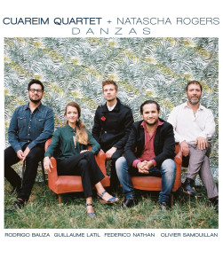 cuareim quartet natascha rogers cd concert critique review classiquenews concert PARIS vertisite