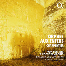orphee aux enfers charpentier vox luminis nocte temporis meunier mechelen cd alpha critique opera baroque classiquenews