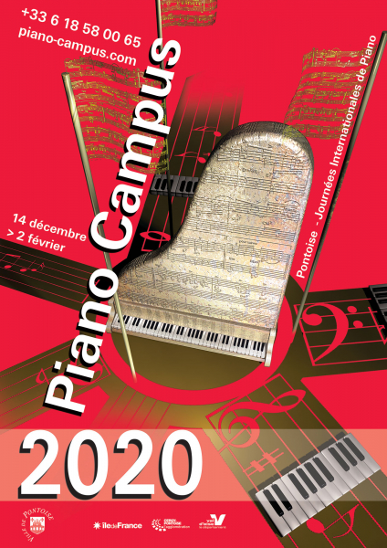 paino cmapus 2020 affiche classiquenews