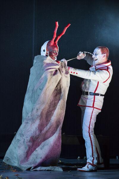 schreker die schmied von gent opera vlaamse flanderen critique review opera classiquenews