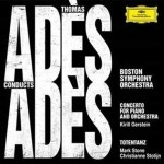 ADES totentanz concerto piano critique review cd classiquenews thomas ades cd dg4837998