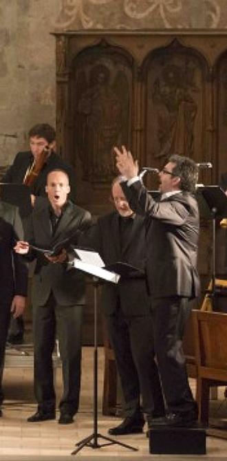 GLI ANGELI et Stephan MacLeod jouent la Passion Selon Saint-Matthieu