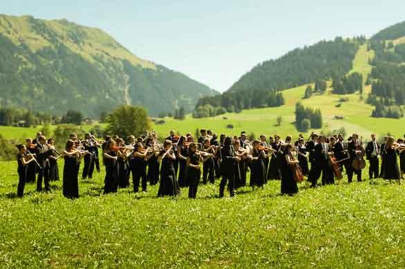 GSTAAD MENUHIN Festival 2020 : VIENNE !