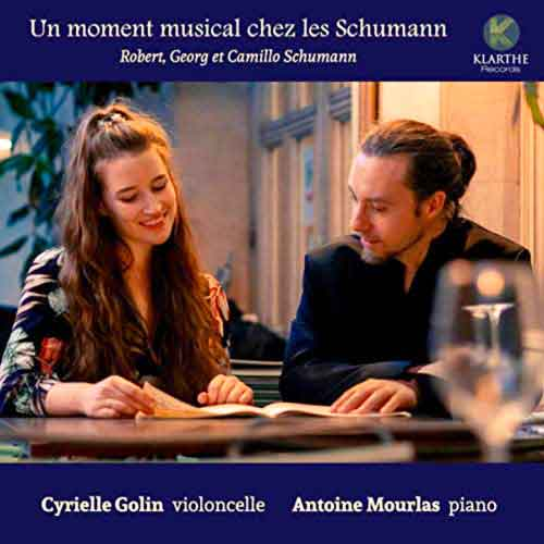moment-musical-chez-les-schumann-golin-mourlas-cd-klarthe-records-critique-cd-review-cd-classiquenews