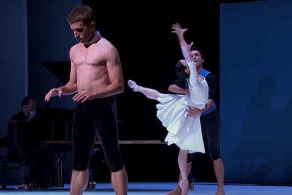 CONFINEMENT : c'est l'heure du ballet !