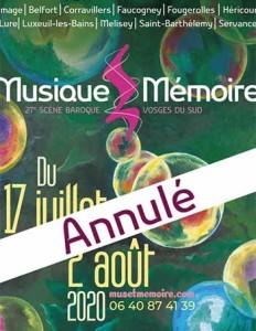 covid19-annulation-Musique-et-Memoire-annule-annonce-classiquenews-festival-