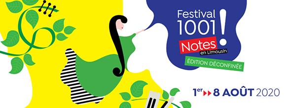 1001 NOTES festival aout 2020 annonce presentation critique classiquenews