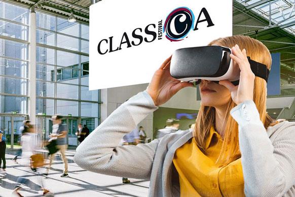 LE CONCERT BLEU : l'offre digitale du Festival CLASSICA