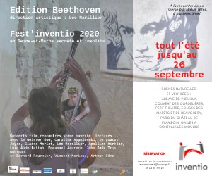 INVENTIO BEETHOVEN 2020 26 sept2020