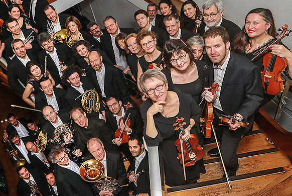 Les 50 ans de l'OSO Orchestre Symphonique d'Orléans