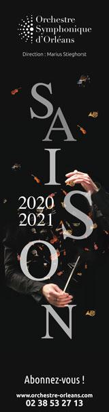 OSO saison 2020 2021 sky orch symph ORLEANS