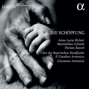 HAYDN Schopfung, Creation, Antonini 1 cd alpha critique classiquenews