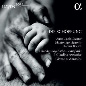 HAYDN Schopfung, Creation, Antonini 1 cd alpha critique classiquenews