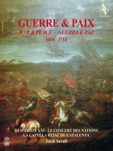 war peace guerre et paix jordi savall alia vox 2015 cd critique classiquenews