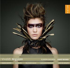 Argippo Vivaldi opéra critique cd opéra classiquenews