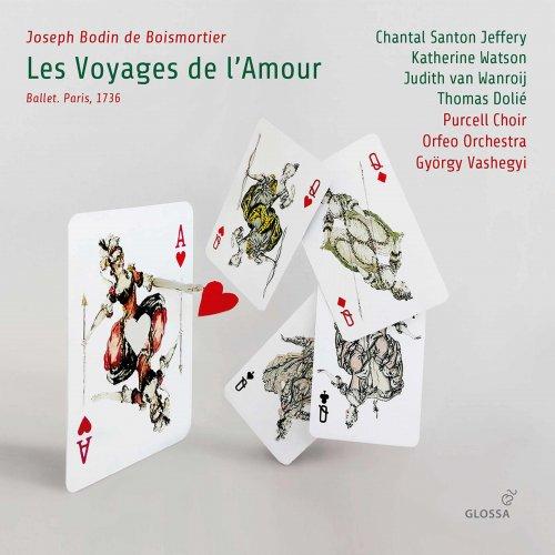 BOISMORTIER GLOSSA voyages de l amour vashegyi 2 cd critique review cd classiquenews CLIC de classiquenews