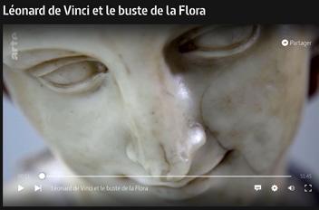 FLORA-FLORE-LEONARDO-DA-VINCI-docu-film-neville-rowley-critique-annonce-classiquenews