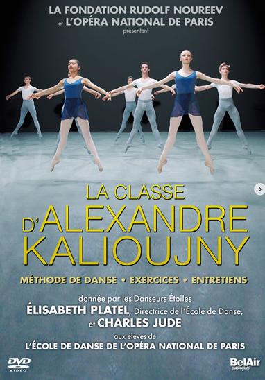 Kalioujny-alexandre-sacha-danse-opera-paris-etoiles-dvd-belair-danse-critique-danse-ballet-classiquenews-dvd