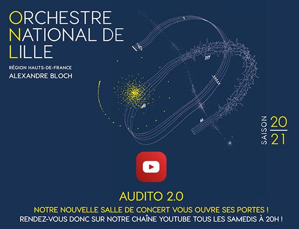 ORCHESTRE-NATIONAL-DE-LILLE-concerts-critique-AUDITO-2.0-nouvelles-concerts-alexandre-bloch-classiquenews-confinement-concerts