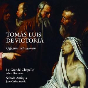 VICTORIA requiem defunctorum la grande chapelle alber recasens critique cd review classiquenews CLIC de classiquenews hiver 2020
