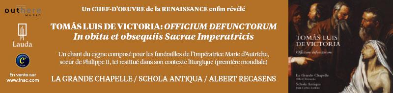LAUDA La Grande Chapelle VICTORIA TOP