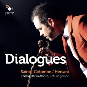 dialogues-paraty ronald martin alonso cd critique annonce concert classiquenews