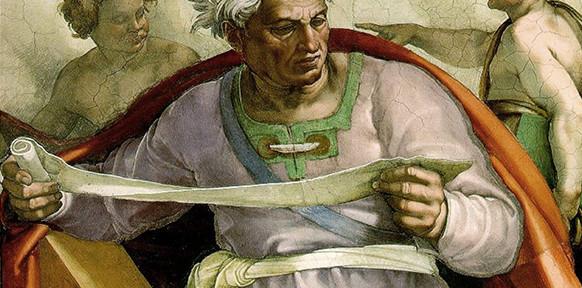 michel-ange-sixtine-classiquenews-fresques-vatican-prophetes-juifs-classiquenews