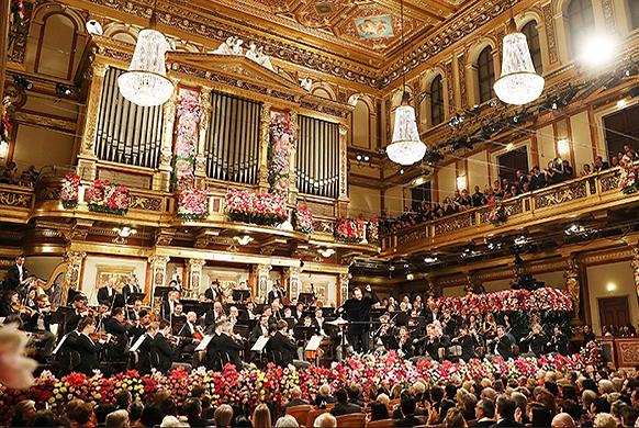 NOUVEL AN à Vienne : Un 1er janvier sans public
