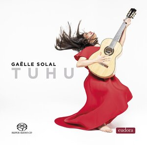 SOLAL gaelle guitare TUHU villa lobos review cd critique classiquenews audora