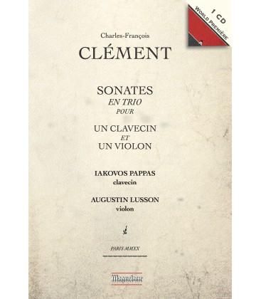 clement-sonates-en-trio-pappas-lusson maguelone critique cd classiquenews