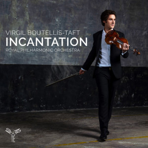 IncantationCD Virgil Boutellis-Taft, critique review classiquenews