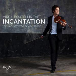 IncantationCD Virgil Boutellis-Taft, critique review classiquenews