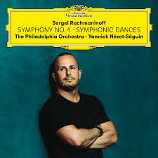 nezet seguin rachmaninoff dances symphonic symphony 1 philadelphia cd deutsche grammophon review critique cd classiquenews