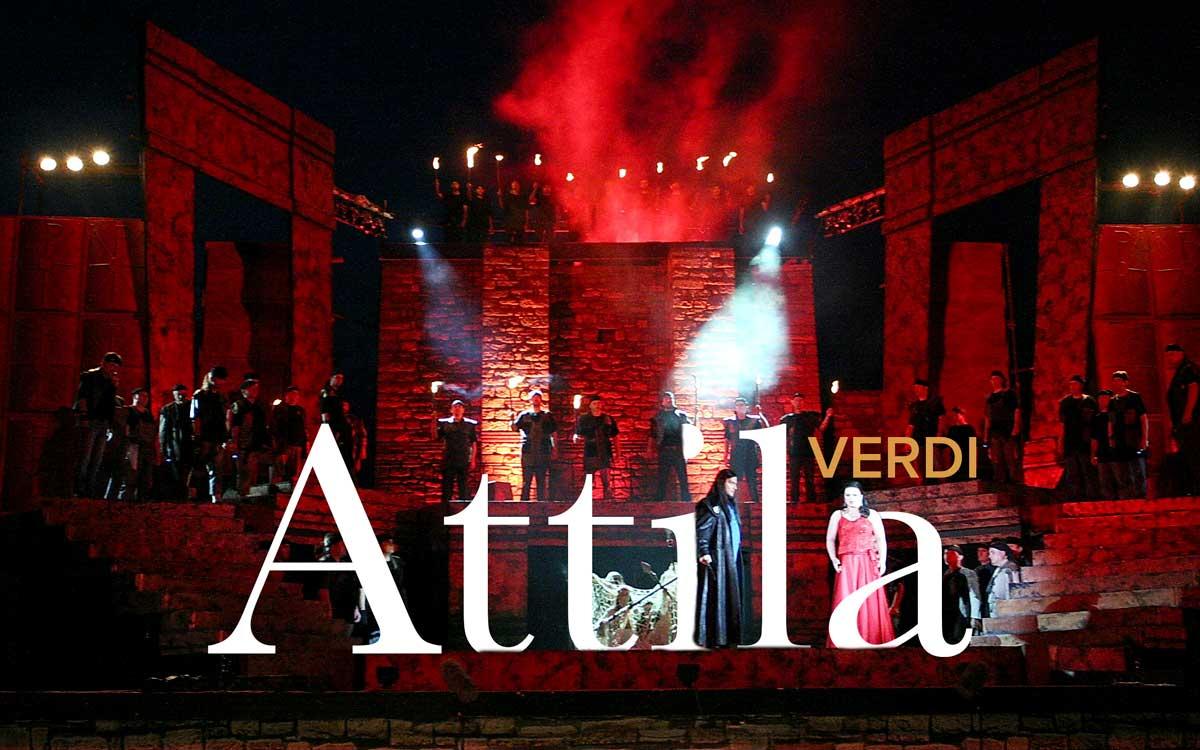 VERDI SOFIA ATTILA streaming opera classiquenews