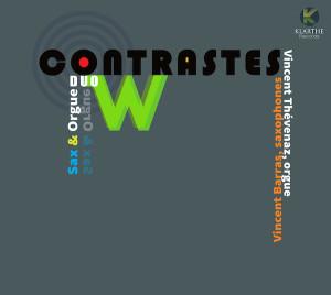 Contrastes duo W saxophone orgue