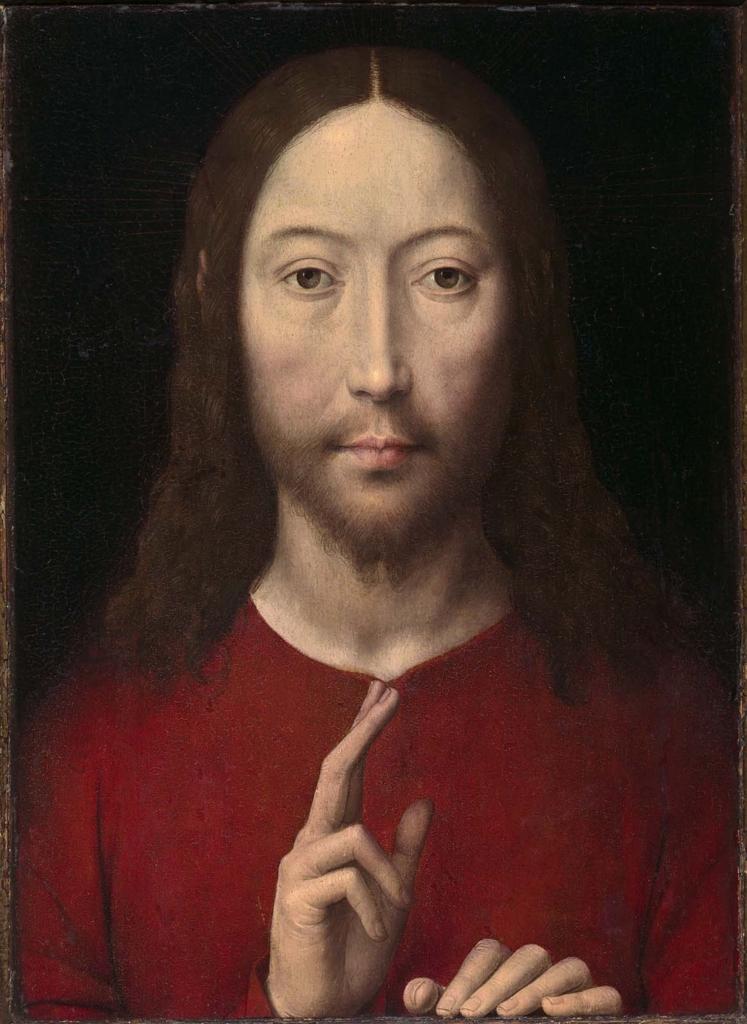 Memling_Christ_paques 2021 saint jean passion JS BACH classiquenews