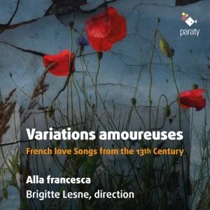 PARATY_AllaFrancesca_VariationsAmoureuses_critique cd classiquenews CLIC de classiquenews