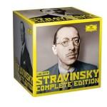 Stravinsky-Complete-Works-Edition-Limitee-Coffret classiquenews review critique
