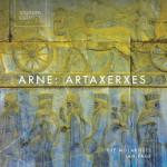 arne artaxerxes ian page mozartists cd 2009 critque cd review classiquenews